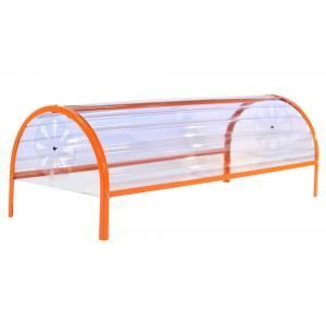 Longrow kweekkas - Oranje