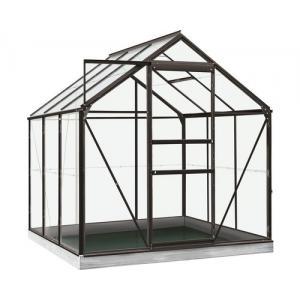 ACD tuinkas Daisy 3.8m2 - antraciet – tuinbouwglas