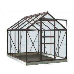 ACD tuinkas Ivy 5.0m2 - antraciet – tuinbouwglas