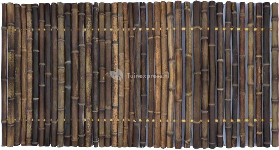Bamboe tuinschutting