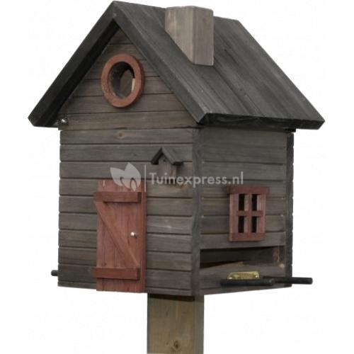 Lodge vogelhuisje