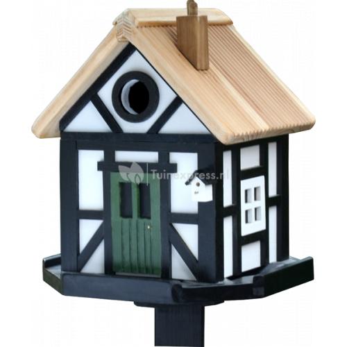Tudor vogelhuisje