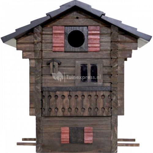 Fjallstugan vogelhuisje