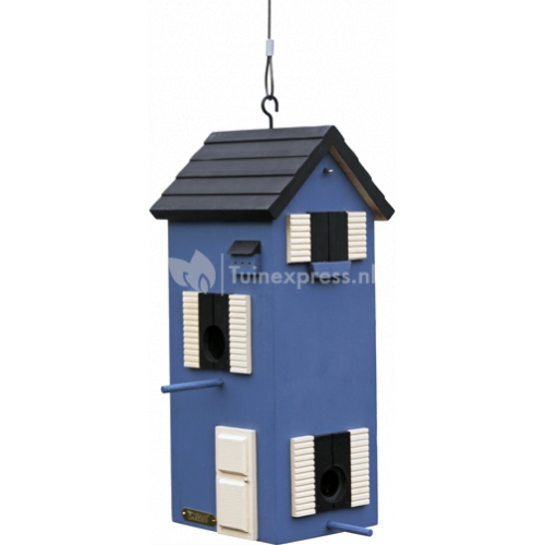 Townhouse Sky Blue voederautomaat