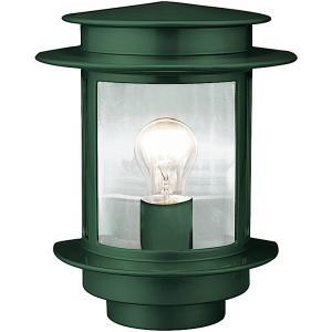 Exit groen wandlamp