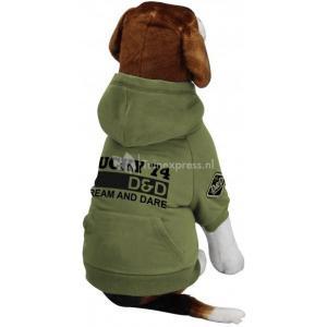 Hondenjas Fashion Lucky74 groen - M