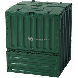 Compostvat eco king 400 liter - Groen