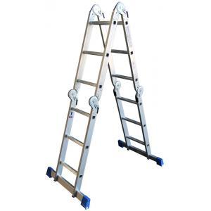Dagaanbieding - Aluminium ladder/steiger dagelijkse aanbiedingen