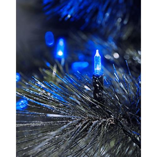 LED Minisnoer blauw