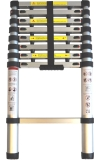 Telescopische ladder 8 treden