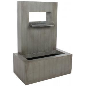 Napoli zinken waterornament wilt u meer leven en sfeer aanbrengen in de tuin? dan is het napoli zinken ...