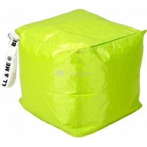 Bill & Me zitzak kubus groen