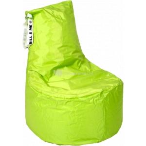 Bill & Me zitzak stoel groen