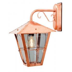 Dagaanbieding - Wandlamp Fenix met rookkleurig glas neerwaarts dagelijkse aanbiedingen