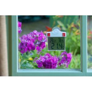 Meetapparatuur|Buitenthermometer