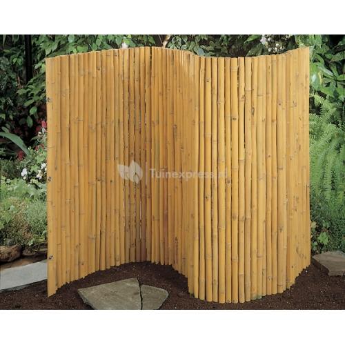 Bamboerolscherm