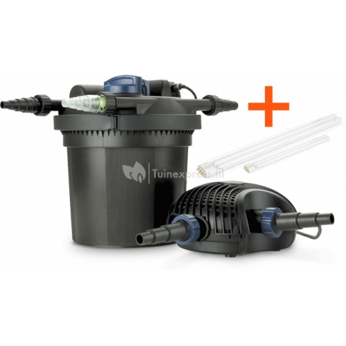 Filtoclear Set serie + Gratis UVC lamp