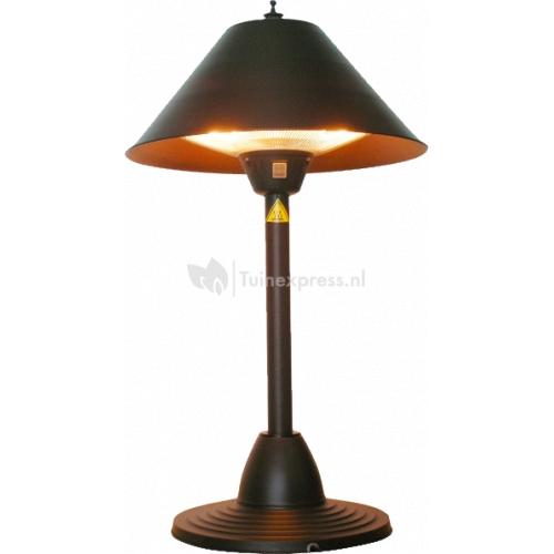 Twilight table top ir-heating lamp 1500W