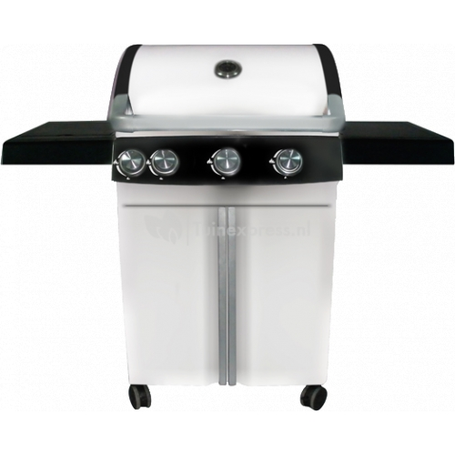 Experience 3 + 1 bianco barbecue