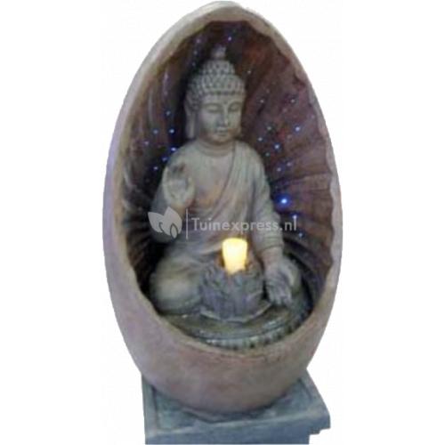 Boeddah waterornament
