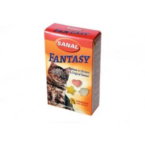 Sanal fantasy kattensnack