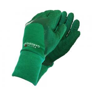 Master Gardener werkhandschoenen groen - Maat M