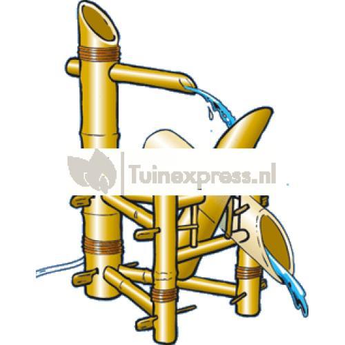 Tuin winkel online al uw tuingereedschap bestellen tuinexpress waterornamenten hout - Winkel bamboe ...