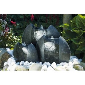 Ferrara waterornament de ferrara is een prachtige driedelige waterornament die nagenoeg in iedere soort tuin ...