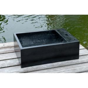 Uitbreidingsset vicenza waterornament container met ingebouwde sokkel voor vicenza waterornament. afgestemd ...