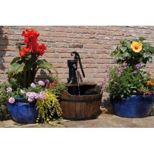Newcastle waterornament het waterornament newcastle brengt meteen dat landelijke gevoel in uw tuin naar ...