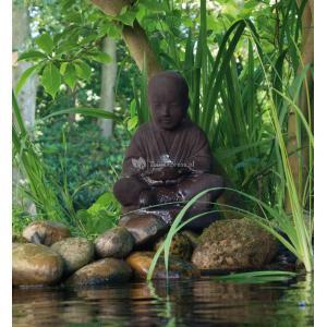 Semarang waterornament creëer een oosterse sfeer in uw tuin met deze semarang! de semarang is een oosters ...