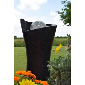 Sendai waterornament bent u op zoek naar een indrukwekkende blikvanger voor in uw tuin? dit moderne ...