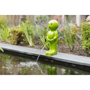 Dagaanbieding - Spuitfiguur Boy 45 cm groen dagelijkse aanbiedingen