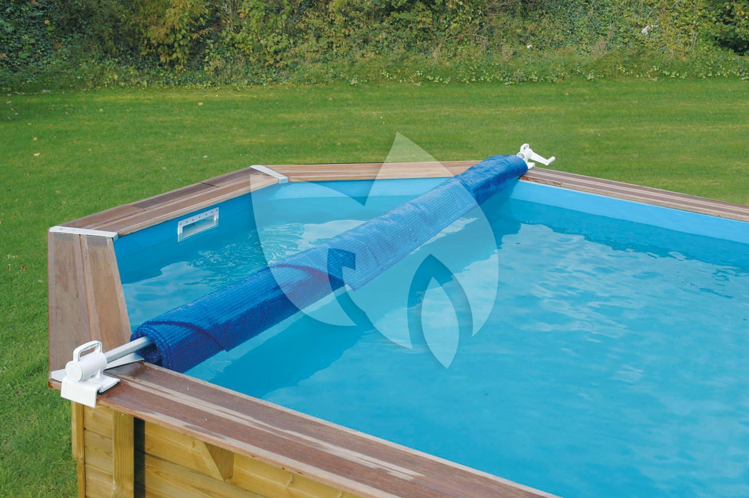 Ubbink verplaatsbaar oprolsysteem for Zwembad aanschaffen