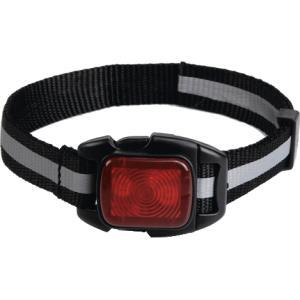 Reflecterende veiligheidsband met knipperd lampje - 570 x 30 mm