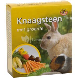 Knaagsteen met groente - 160 gram