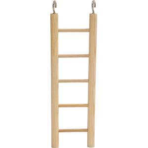 Houten ladder - 8 treden