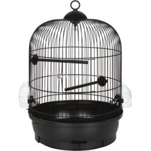 Vogelkooi Julia 1 - Zwart