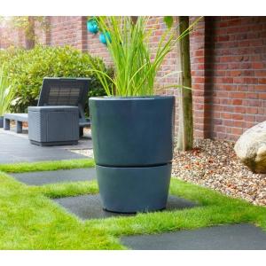 Waterornament waterfall straight off black breng leven en sfeer in uw tuin, terras of op uw balkon met deze ...