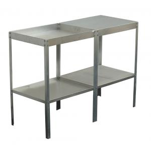 Kweektafel aluminium