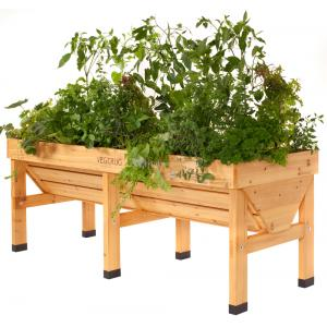 Vegtrug medium moestuin