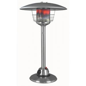 Tafel lounge heater 3000 RVS