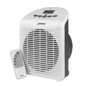 Safe-t-Fanheater LCD 2000 ventilatorkachel