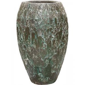 Lava Relic Jade emperor hoge bloempot 57x95 cm