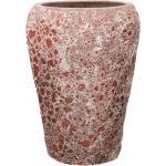 Lava Relic pink coppa bloempot 50x68 cm
