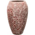 Lava Relic pink emperor hoge bloempot 57x95 cm
