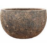 Lava Relic Rust metal bowl bloempot 40x24 cm