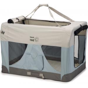 Dagaanbieding - Nylon hondenbench Travel Time 102 x 69 x 69 cm dagelijkse aanbiedingen