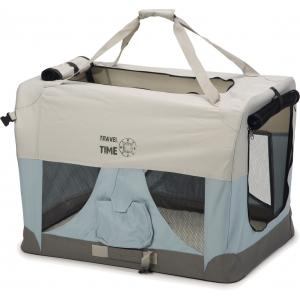Nylon hondenbench Travel Time 81 x 58 x 58 cm