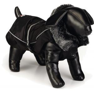 Dagaanbieding - Nano hondenjas Aspen zwart 50 cm dagelijkse aanbiedingen